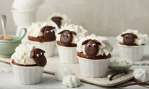 Cupcakes moutons